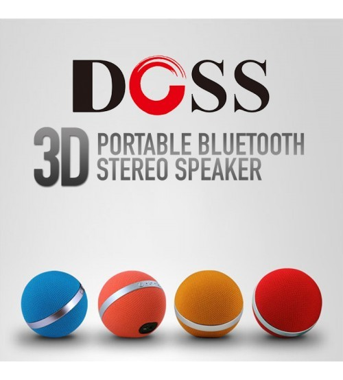 DOSS DS-1158 Portable Chargeable Bluetooth Speaker