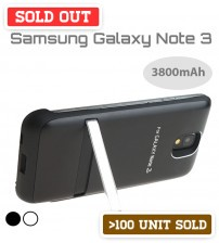Power Case 3800mAh External Battery Back Case For Samsung Galaxy Note 3