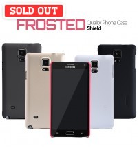 Nillkin Super Frosted Shield Case for Samsung Note 4