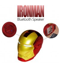 IRONMAN Premium Quality Bluetooth Music Speaker with Microphone