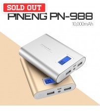 PINENG PN-988 Universal USB Backup Powerbank with 10000mAh