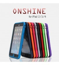 ONSHINE 360° Rotate Stand Cover for iPad 2/3/4