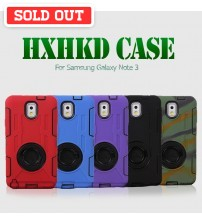 HXHKD Shockproof Case for Samsung Galaxy Note 3