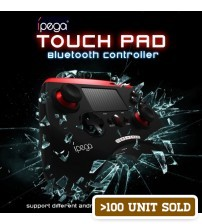 iPega PG-9028 Touch Pad Bluetooth Gaming Controller for Smartphones and Tablets