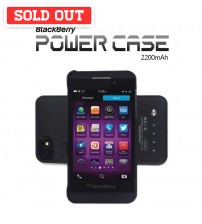Power Case 2200mAh External Battery Back Case For Blackberry Z10