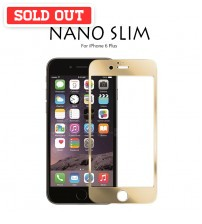 "Colorful Nano Slim Tempered Glass Mirror Screen Protector for iPhone 6 Plus (5.5"")"