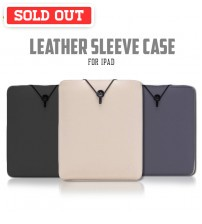 +Simplism Leather Sleeve Envelope case for all iPad