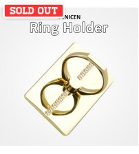 VENICEN Ring Holder for Smartphone with Diamond Design
