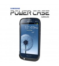 Power Case 3200mAh External Battery Back Case For Samsung Galaxy Grand 2