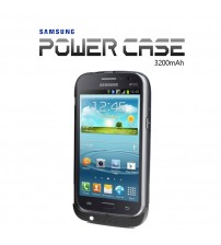 Power Case 3200mAh External Battery Back Cover For Samsung Quattro i8552