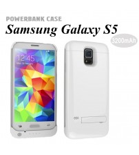 Power Case 3200mAh External Battery Back Cover For Samsung Galaxy S5