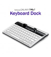 QWERTY Keyboard Dock for Samsung Galaxy Tab 2 (7.0)