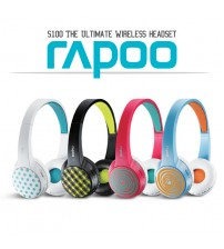 RAPOO S100 Wireless Bluetooth 4.1 Fashionable Headset