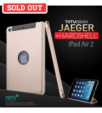 Totu Design Jaeger +Hardshell Series Tablet Case for iPad Air 2