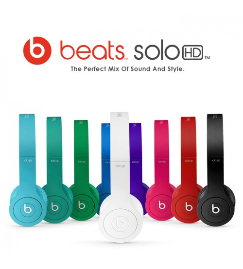 Beats by Dr.Dre Beats Solo HD Headphone