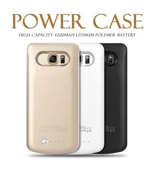 Power Case 4200mAh External Battery Back Case with Slim Fit Design For Samsung Galaxy Note 5