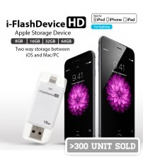 i-FlashDevice HD Storage Device With Lightning for Apple iOS