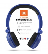 JBL SYNCHROS E30 PureBass Headphone