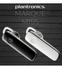 Plantronics Marque M155 Bluetooth Headset with Voice Commands to Answer/Ignore Calls