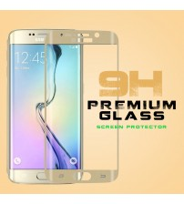 9H Premium Tempered Glass Galaxy S6 Edge Screen Protector