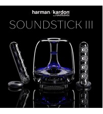 Harman Kardon JBL Soundsticks III 2.1 Satellite Speaker & Subwoofer Multimedia Sound System