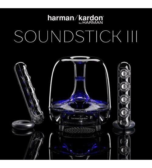 harman kardon jbl soundsticks iii 2 1 satellite speaker. Black Bedroom Furniture Sets. Home Design Ideas