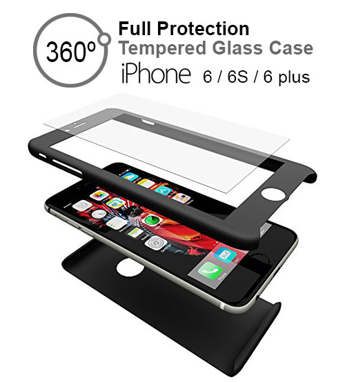 iphone 6 plus warranty 360 protection tempered glass for iphone 6 6s 15050