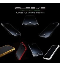 Deff Cleave Aluminium Bumper for iPhone 4/4S/5/5S