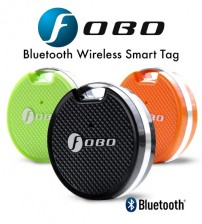 FOBO Bluetooth 4.0 Wireless Smart Tag With Anti Lost Feature