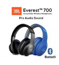 JBL Everest 700 Around-Ear Wireless Bluetooth Headphones With Built in Microphone
