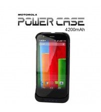 Power Case 4200mAh External Battery Back Cover For MOTO X+1