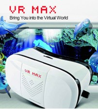 VR MAX 3D VR Glasses Virtual Reality Glasses VR Headset 2D / 3D For Smartphones