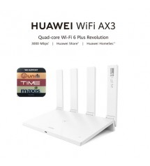 Huawei WiFi AX3 PRO Quad-Core AX3000 WiFi 6+ Plus AX Router Support Huawei HiLink Mesh WiFi