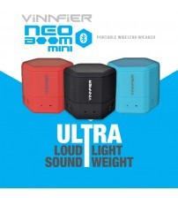 Vinnfier Neo Boom Mini Portable Wireless Speaker