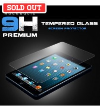 Rock Solid 9H Premium Light Weight 0.25mm Tempered Glass Screen Protector For Tablets