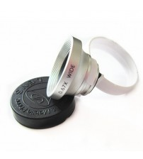 Universal Clip Wide+Macro/Fish Eye Lens For Mobile Phone/Tablets