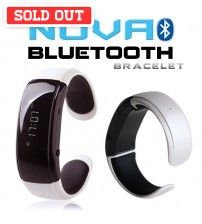 Nova Bluetooth Bracelet Watch For iPhone or Android Smartphones