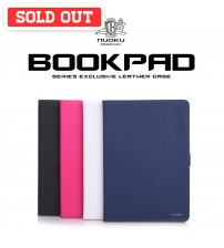 Nuoku BookPad Series Exclusive Leather Case for iPad