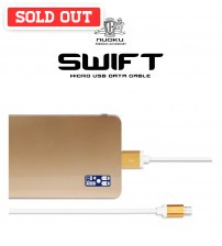 Nuoku Swift Fast Charge/Sync Micro USB Data Cable