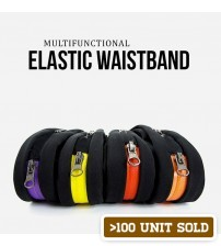 Multifunctional Waterproof Elastic Running/Jogging/Sports Waistband Belt Pouch