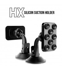 HX Silicon Suction Smartphones Holder