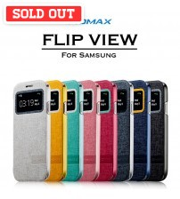 Momax Flip View Smartphone Case for Samsung S4/S5/Note 3