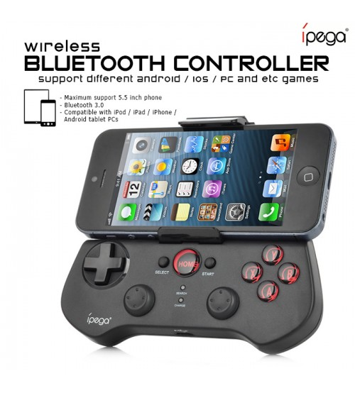 iPega Wireless Bluetooth Gaming Controller PG-9017S for Smartphones and Tablets