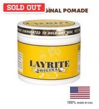 Layrite Hair Pomade Water Soluble Original For Excellent All Day Hold And Shine (113g)