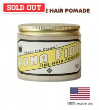 Bona Fide Made In USA Fine Hair Pomade Matte Paste (113g)