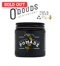 O'Douds Apothecary All Natural Water Based Pomade (114g)