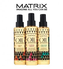 Matrix Oil Wonders Series Hair Treatment Oil - Nourish, Strengthen, Control & Protect Leave In Oil (125ml)