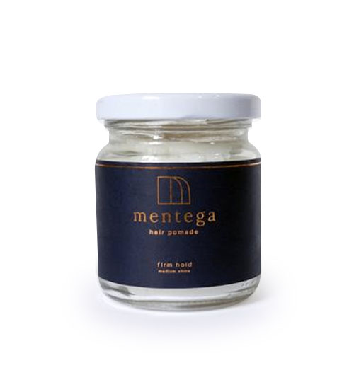 Mentega Classic Hair Pomade Firm Hold Medium Shine (28gm / 170gm)