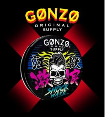 Gonzo Shock Wave Men Hair Pomade Heavy Hold Natural Finish (130gm )
