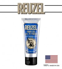Reuzel Fiber Gel Men Hair Styling Gel with Free Comb Made In USA ( 100ml )